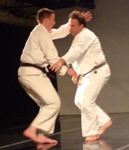 Mike & David, kata application