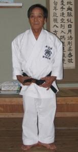 Gibo Seki sensei