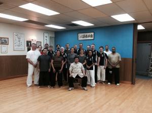 Feeding Crane Seminar, Watertown, MA November 2014