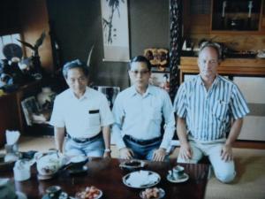 Takamine Chokubo, Higa Seikichi, Kimo Wall