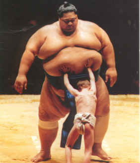 Image result for little person fighting big person